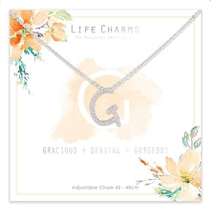 G Is For.. Necklace