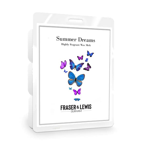 Fraser and Lewis Summer Dreams Wax Melt