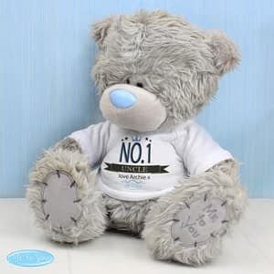 Personalised Me to You Bear 'No.1'