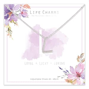 L Is For.. Necklace