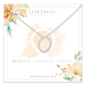 O Is For.. Necklace