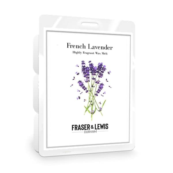FRASER AND LEWIS FRENCH LAVENDER WAX MELT