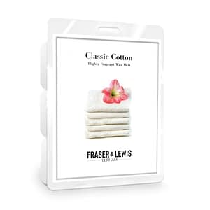FRASER AND LEWIS CLASSIC COTTON WAX MELT