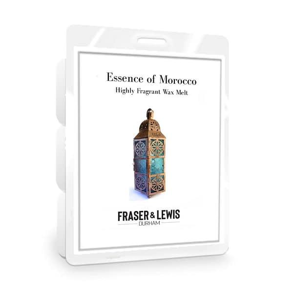 FRASER AND LEWIS ESSENCE OF MOROCCO WAX MELT