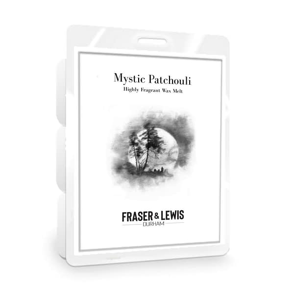 FRASER AND LEWIS MYSTIC PATCHOULI WAX MELT