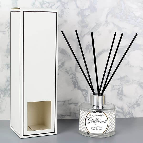 Personalised Opulent Reed Diffuser