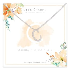 C Is For.. Necklace