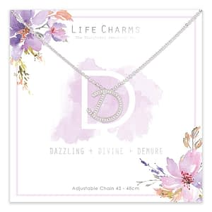D Is For.. Necklace