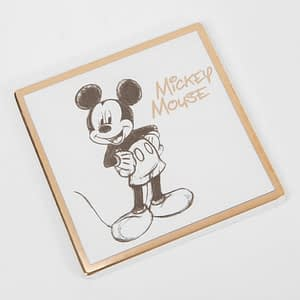 DISNEY CLASSIC COLLECTABLE CERAMIC COASTER- MICKEY MOUSE