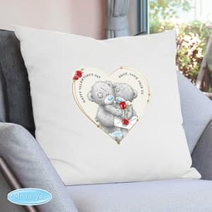 Personalised Me to You Valentine Cushion Cover