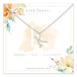 K Is For.. Necklace