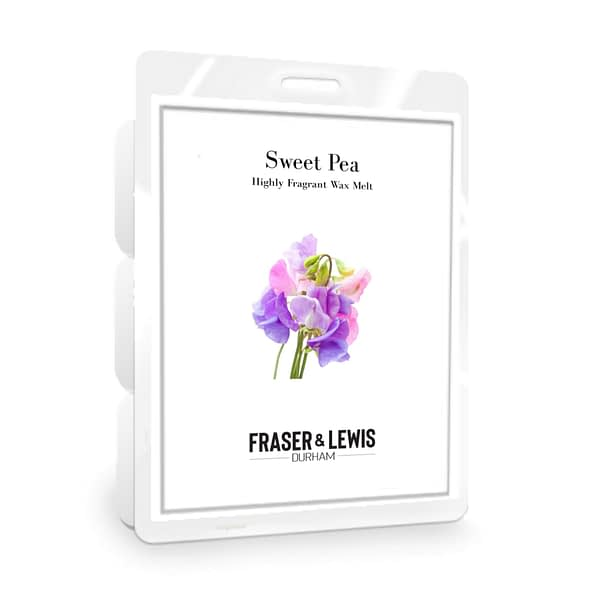 Fraser and Lewis Sweet Pea Wax Melt