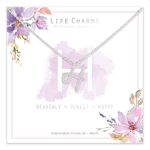 H Is For.. Necklace