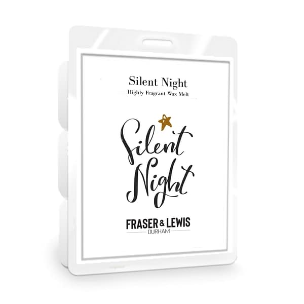 Fraser and Lewis Silent Night Wax Melt