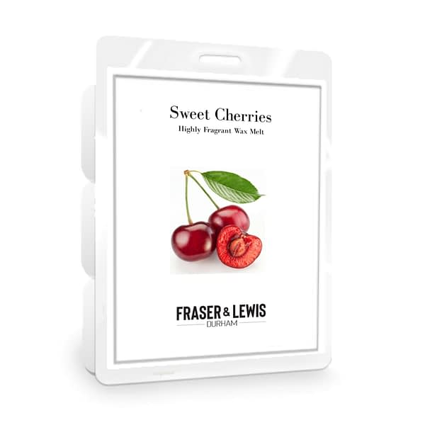 Fraser and Lewis Sweet Cherrys Wax Melt