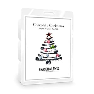 FRASER AND LEWIS CHOCOLATE CHRISTMAS WAX MELT