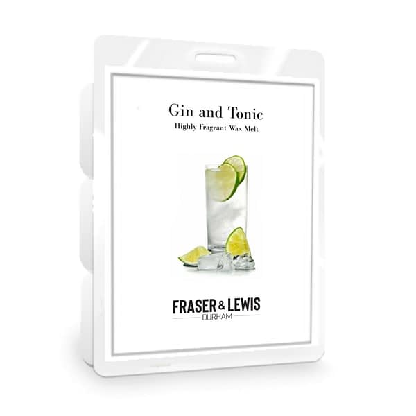 FRASER AND LEWIS GIN AND TONIC WAX MELT