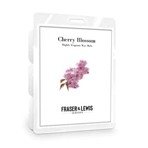 FRASER AND LEWIS CHERRY BLOSSOM WAX MELT