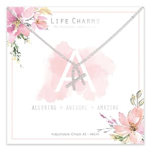 A Is For.. Necklace