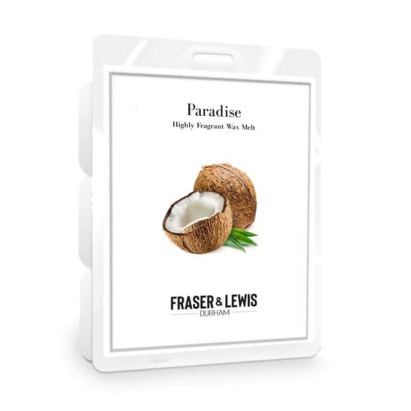 FRASER AND LEWIS PARADISE WAX MELT