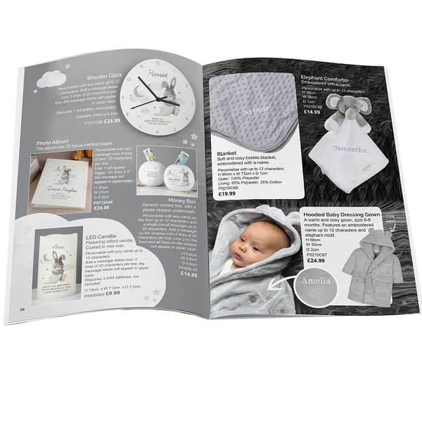 Retail Catalogue (Pack of 50)